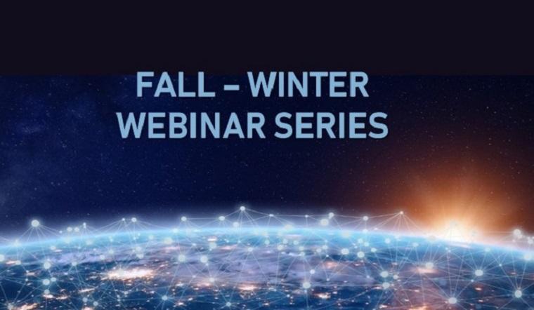 Fall-Winter Webinar Series