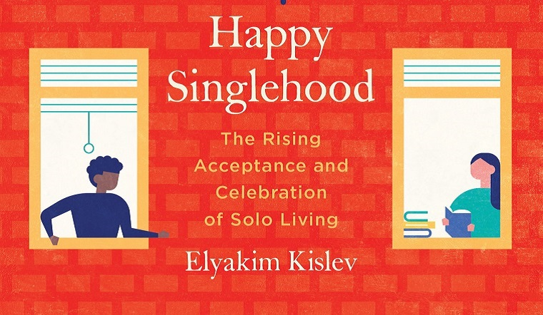 Happy Singlehood Book Cover