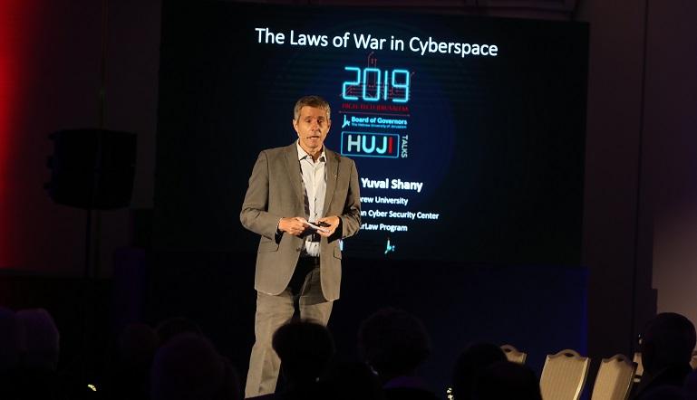 Yuval Shani HUJI Talks