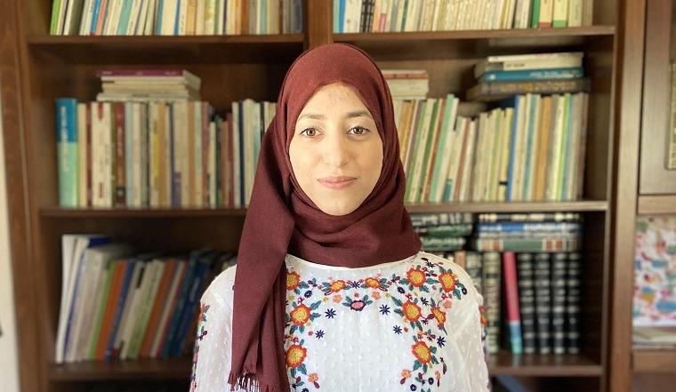 Aya Eghbaria