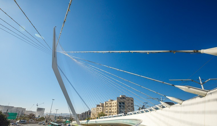 Jerusalem Bridge Image