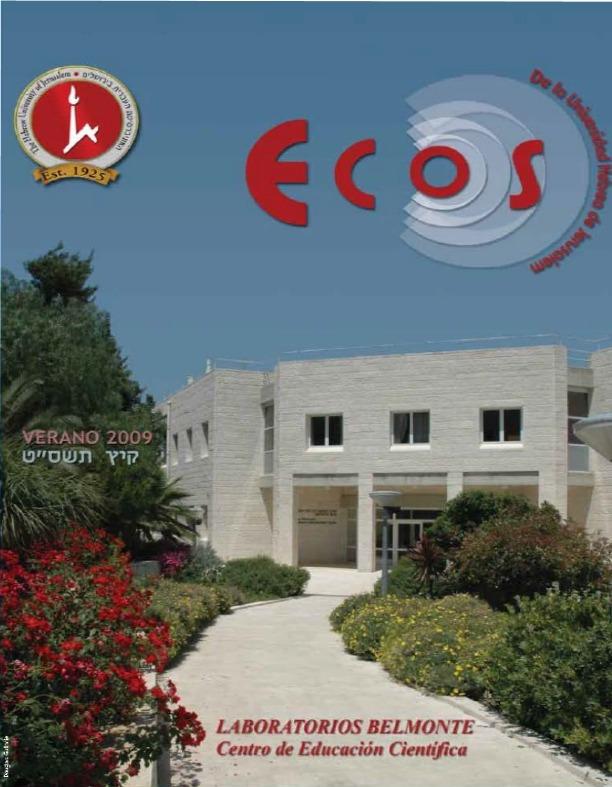 Ecos Summer 2009