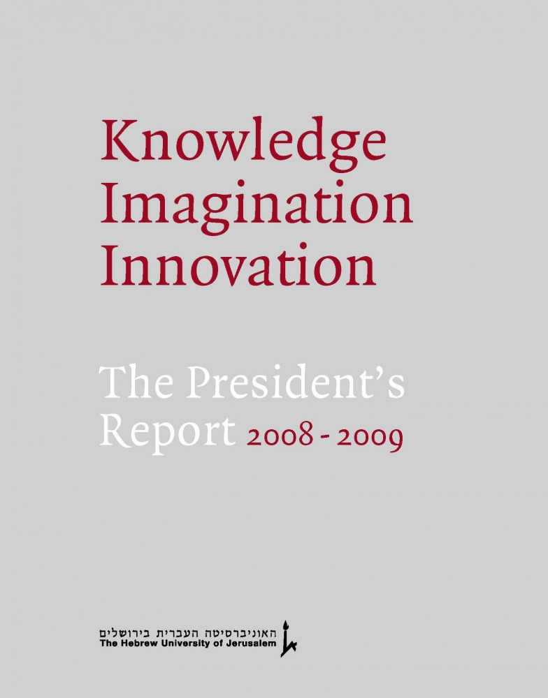 Presidents Report 2009
