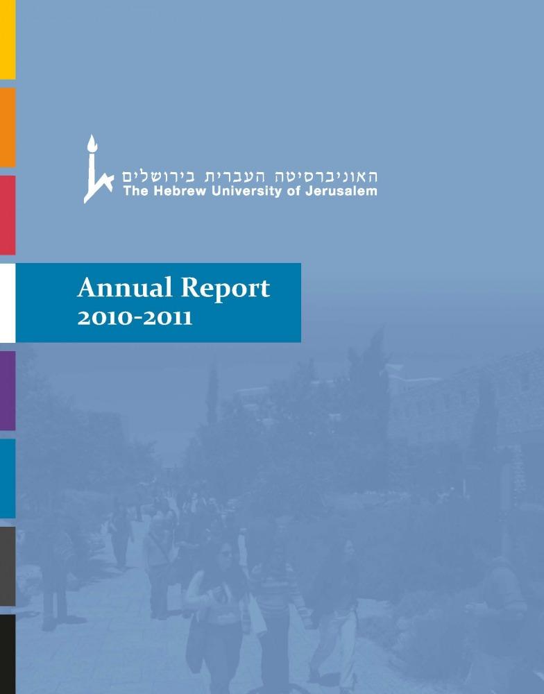 Presidents Report 2011