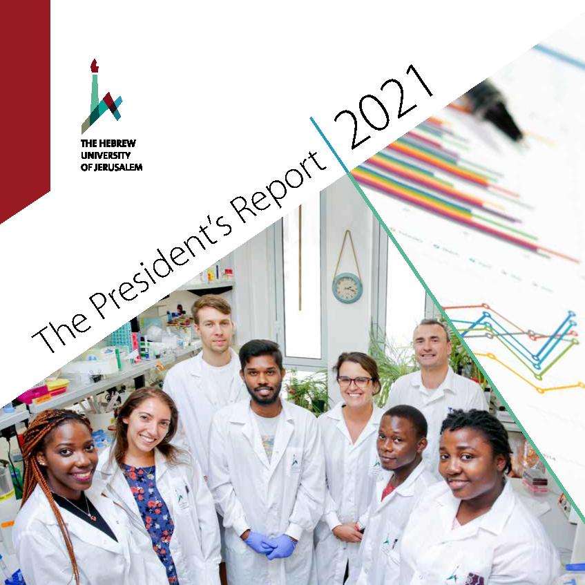 President's Report 2021