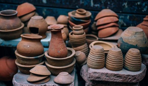 Old Pots